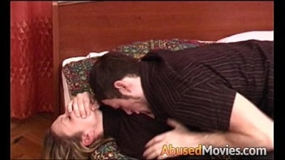 Sexy body Brunette babe Getting Her Snatch Violated And Forced To Fuck