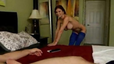 Dillion Carter in Thanking Daddy Daddy is Sleeping DVD