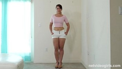 Amazing Butt and High Sex Drive On This Girl