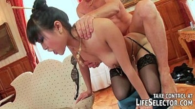 Life Selector presents Insatiable Anal Divas