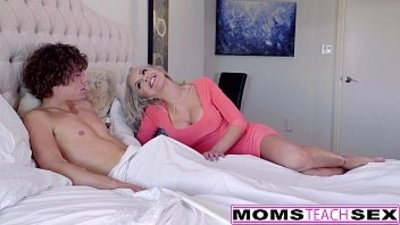 Naughty Blondes Alexa Grace Nina Ella Hot Threeway!