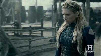 Vikings lagertha Sex scene