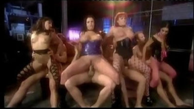 .each girl gets her pussy pounded