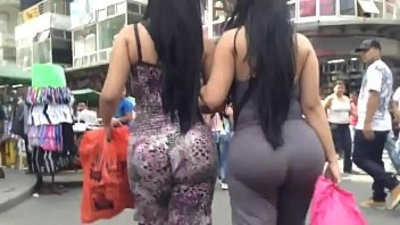 Two Perfect Big Phat Bubble Booty Brunette Brazilians